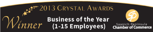 2013 Crystal Awards Business of the Year