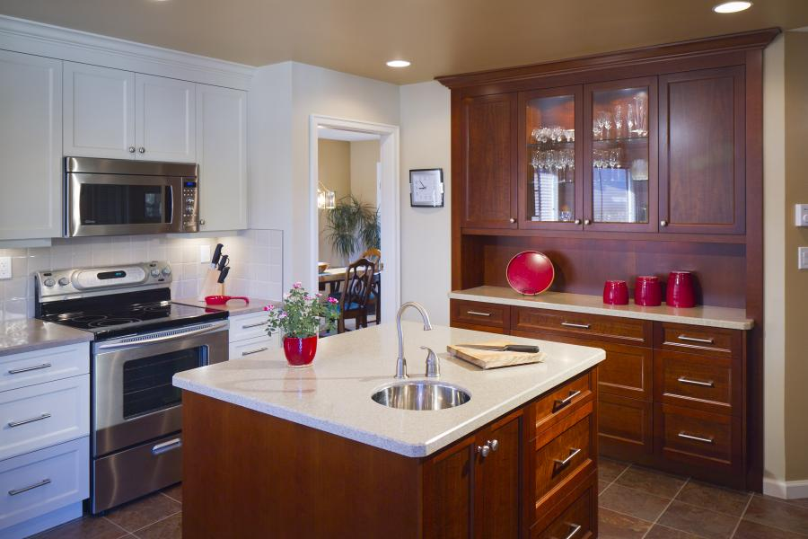 custom cabinets for the kitchen