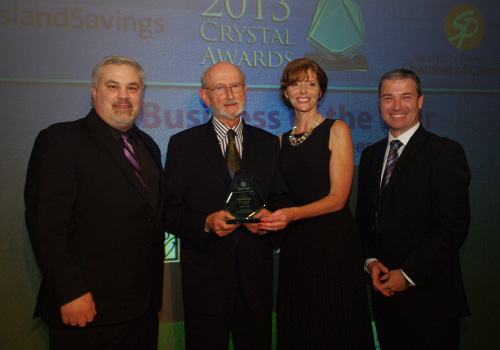Crystal award winner: business of the year